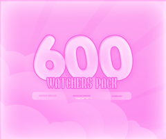 +//Pack:600Watchers by ibest-flxwers