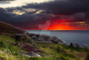 West Kerry Landscapes V by cprmay