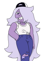 Amethyst (Too Short To Ride) by MrChaseComix