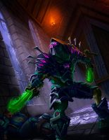 Rogue wow by edgarsh422