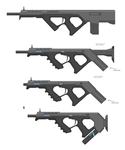 Energy Conduit Smg Concept extras by Artmarcus