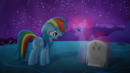 I can't believe you're gone. by AeliosZero