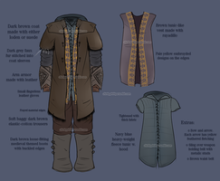 Kili Outfit design DRAFT by thelilaro