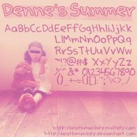 Denne's Summer by deathmunkey