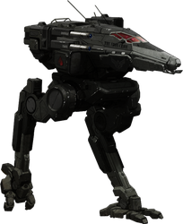 MWO Raven repaint (requested) by Odanan