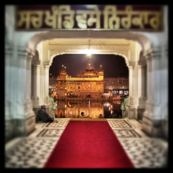 Golden Temple by abhic