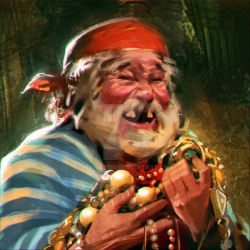 Mr.SMEE by wawa3761