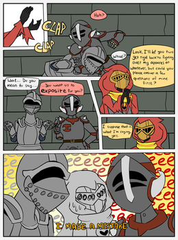 Trials by Fire Page 15 by 2CatSoldier