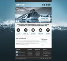 Artica Wordpress Theme