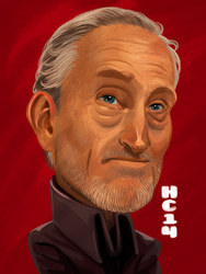 Tywin Lannister by hamdiggy