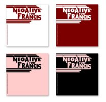 Negative for Francis Cover by 2createmedia