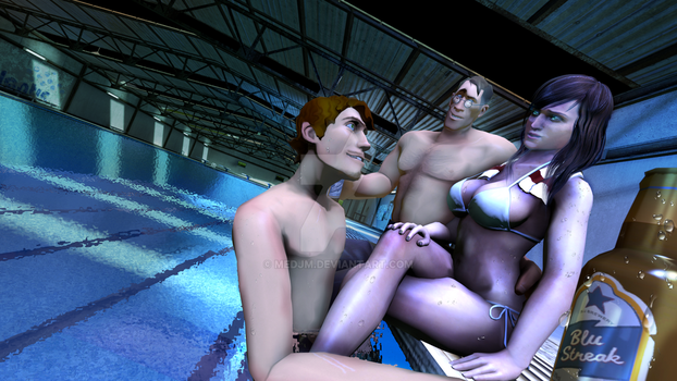 Pool part i guess by MedJM