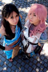 FFXIII: Here we Are by Ai-rika