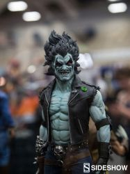 Sideshow DC Lobo Sixth Scale figure by No-Sign-of-Sanity