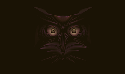 vector owl by depot-hdm