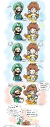 Mario: I'll do it for you... by saiiko