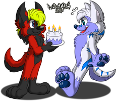Puppy Surprise by Marquis2007