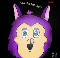 tattletail thats me(F.A) by Shotgungamer8