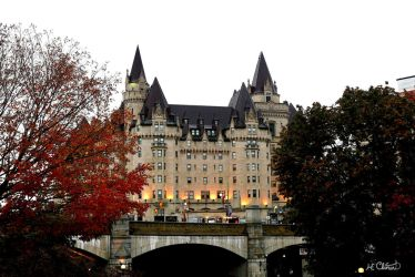 Chateau Laurier by Spid4