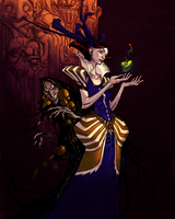 Canete's Snow White by Jandruff