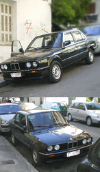 My BMW e30 1985 by FataMorgana2012