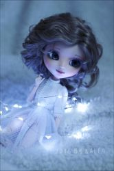 Playing with Lights by kalea-chan
