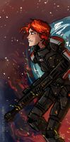 Mass Effect - Reignite by Saph-y