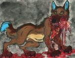 Hunt or be hunted [Goretober] by JamJams