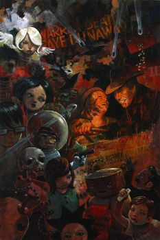 End of the Road by jasinski