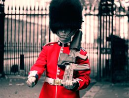 The Guard. by OllieCipres