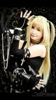 Death Note: Misa Misa by slumberdoll