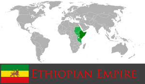 Greater Ethiopia Empire by PrussianInk