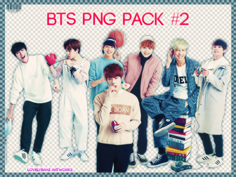 Bts Png Pack #2 by Angelicapark
