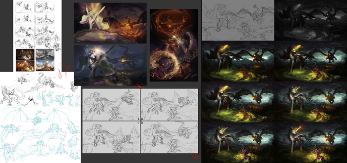 From End To Beginning [WIP] by AssasinMonkey