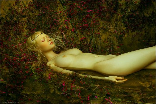 Motherland Chronicles #52 - The Death of Eurydice by zemotion