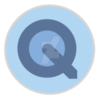 Quicktime Icon Update by hamzasaleem
