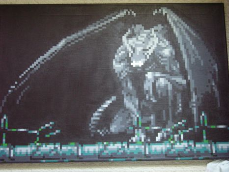 Castlevania Demon by LazyBum36