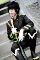 Seraph of the End: Yuichiro Hyakuya by Smexy-Boy