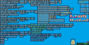 SMBX: Toad's sprites (Fourth Update!) by Legend-tony980