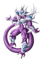 King Cold Fifth Form by alexiscabo1