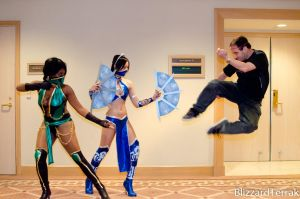PMX12 - ATTACK! by BlizzardTerrak