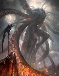 The octopus by inshoo1