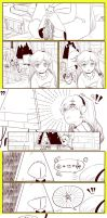 MaBill: A Short Comic by Twitchy-Senpai