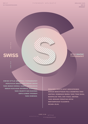 Swiss Style Typography 3/3 by namelessbz
