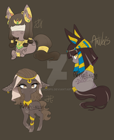 Egyptian MLP CLOSED by MikiAdops