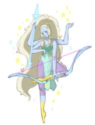 Steven Universe -Opal- by spidercandy