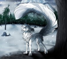 A blizzard is coming! [AT] by RaykaLNova