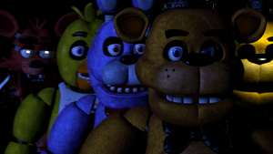 (SFM)Hey there by SpringBonnieNotTrap