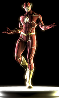 The Flash (New 52) by Yare-Yare-Dong