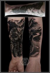 difficult cover up by Karviniya